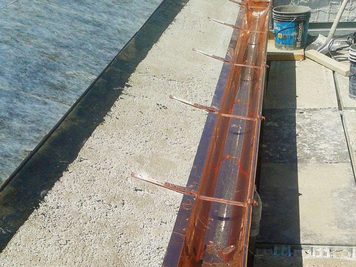 Lavori edili marinelli - Impermeabilizzazione terrazzi esistenti ...